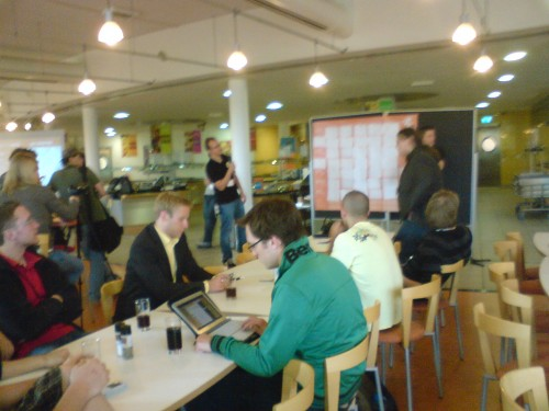 Session Planung Gamecamp