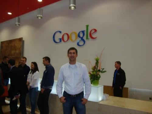 Lobby von Google Dublin