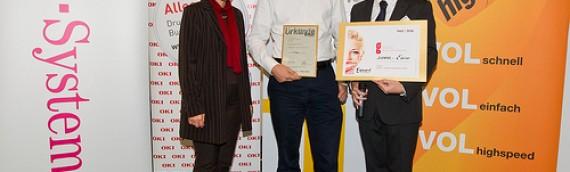 eAward 2011 Vorarlberg: SEO Experte gewinnt mit digitaler Verkaufsplattform Doloa.de