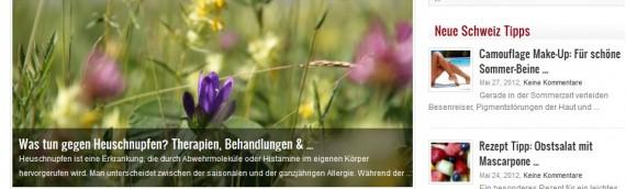 Die Schweiz bekommt Hilfe – Im neuen Schweiz Tipps Blog