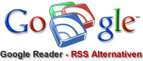 RSS Reader Alternativen zu Google Reader